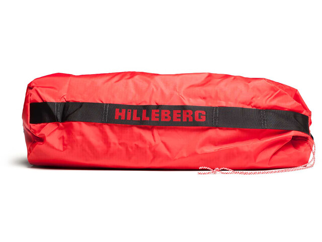 Hilleberg Tent Bag XP 63x23cm, red